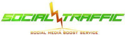 Social Network & Traffic Booster Retina Logo